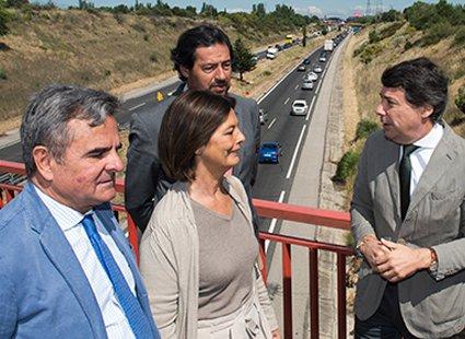 Comienzan las obras de la M-503 que mejorarán los accesos al Hospital Puerta de Hierro