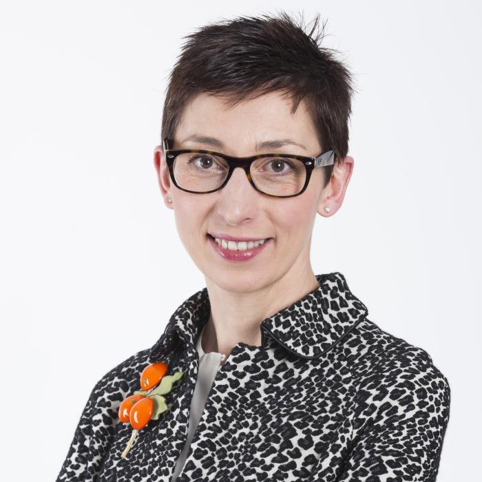 Isabel Fernández Rectora UEuropea