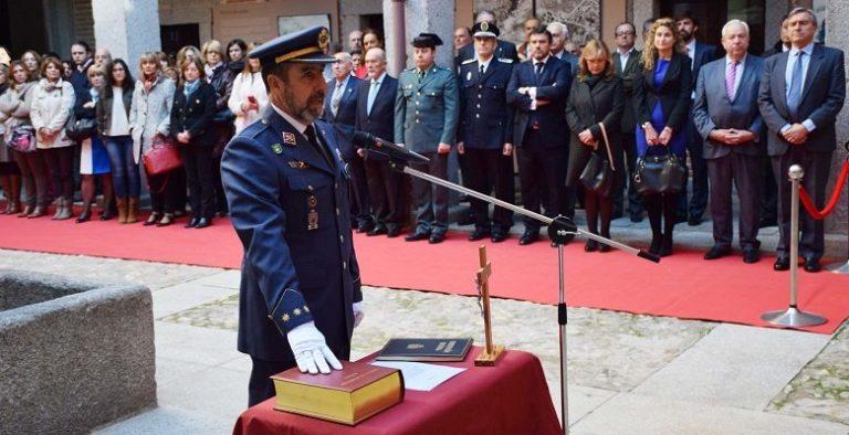 El coronel Pimentel, nuevo director del Archivo Histórico del Ejército del Aire