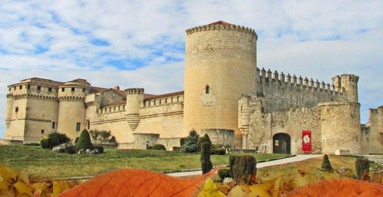 Visitas desde Villaviciosa a los castillos de Cuéllar y Coca (Segovia)