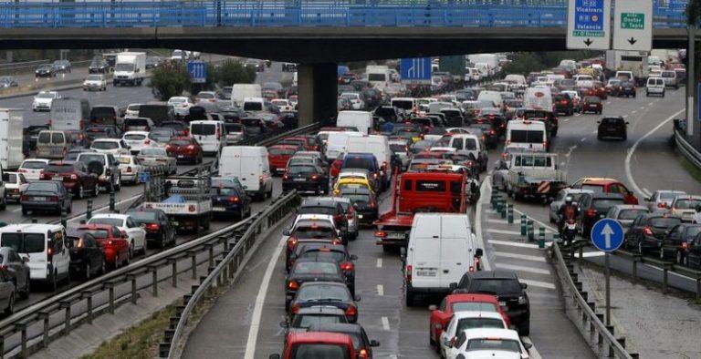 Importante: Activado nivel 2 del Protocolo de Alta Contaminación en Madrid