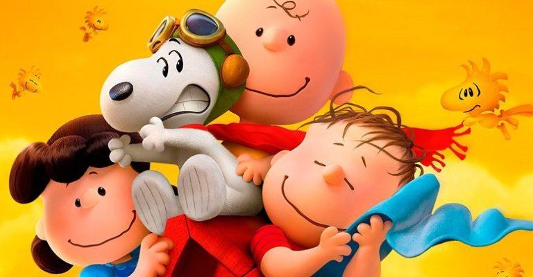Cine de Estreno familiar: Carlitos y Snoopy, la película de Peanuts