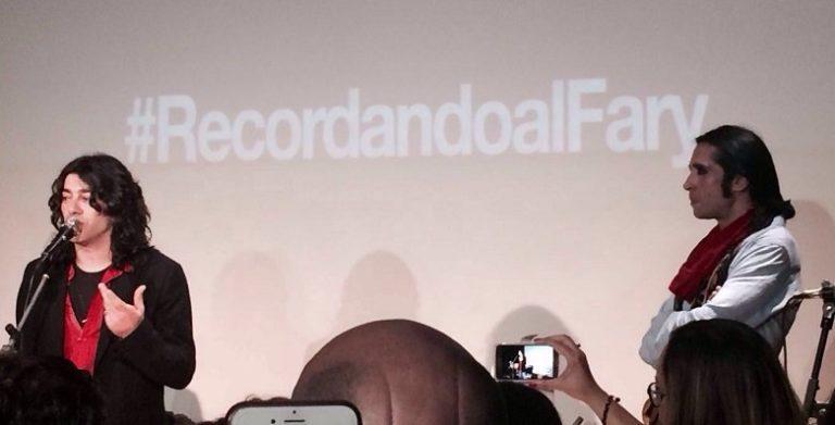 Javi Cantero presenta 'Recordando al Fary', el disco homenaje a su padre