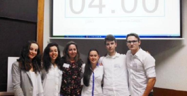 El IES Calatalifa representa a Villaviciosa en el VII Torneo Escolar de Debate de la Comunidad de Madrid