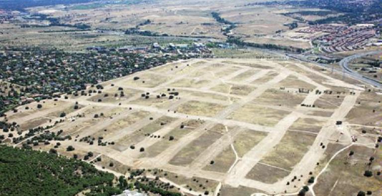 El desarrollo del Monte de la Villa, separado del PGOU, podría aprobarse en el próximo pleno