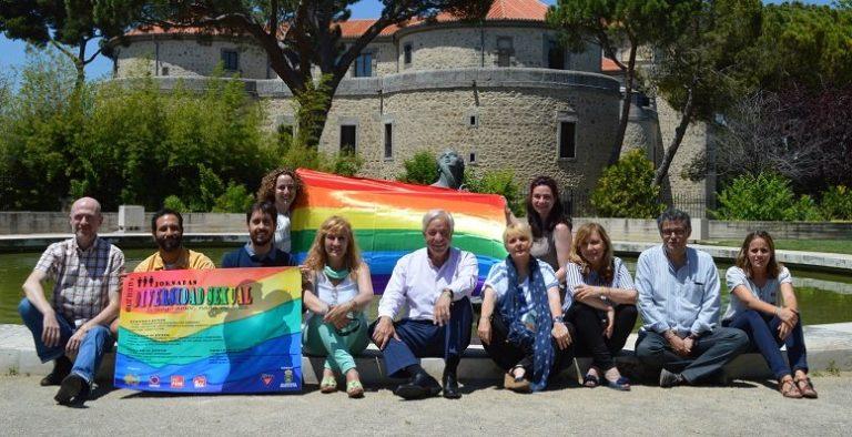 Pedro Zerolo y Shangai Lily, homenajeados en las Jornadas de Diversidad Sexual que ya han empezado
