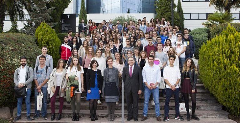 La Universidad Europea acoge a 42 nuevos estudiantes en su TOP PROGRAM