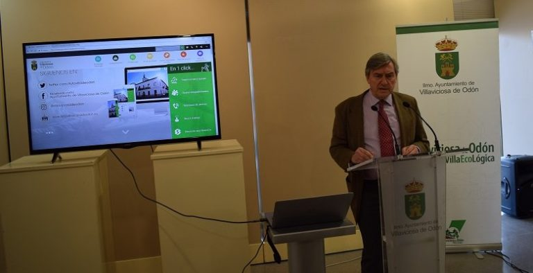 El Ayuntamiento presenta el lavado de imagen de la web municipal
