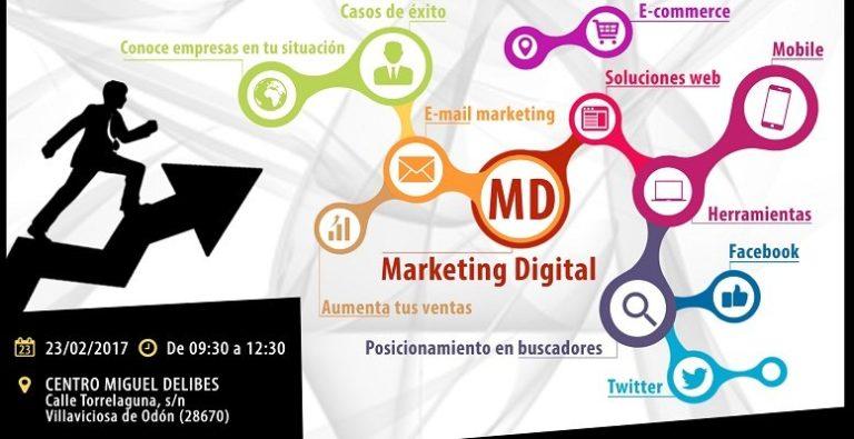 Organizado un seminario para la estrategia digital de empresarios y comerciantes