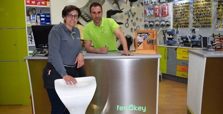 Emprendedores de Villaviciosa: Ferrokey