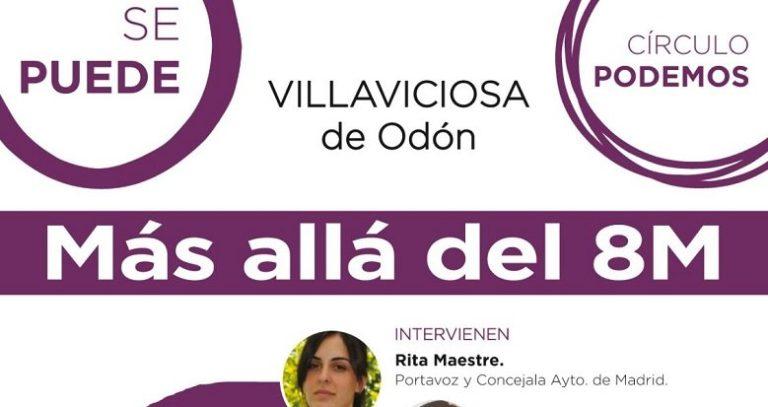 Rita Maestre, este miércoles en Villaviciosa para hablar de feminismo