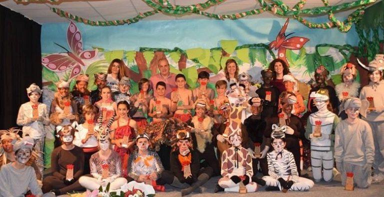 The Jungle Book, del Gandhi, la 3º mejor obra escolar de la Comunidad de Madrid
