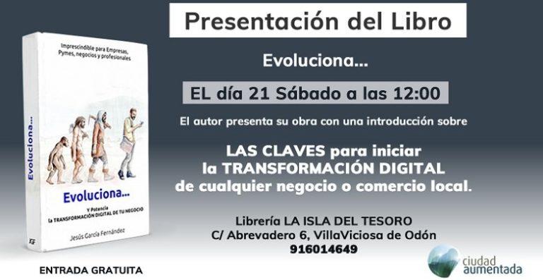 Jesús García trae la Transformación Digital a Villaviciosa