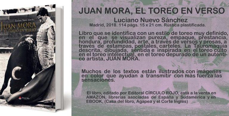 Un villaodonense presenta, en Las Ventas y en San Isidro, su nuevo libro de toros