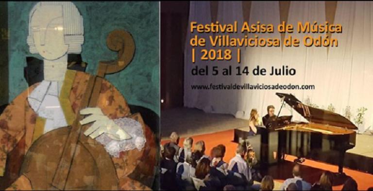 Que la música no pare: el jueves empieza el Festival de Cámara de Villaviciosa