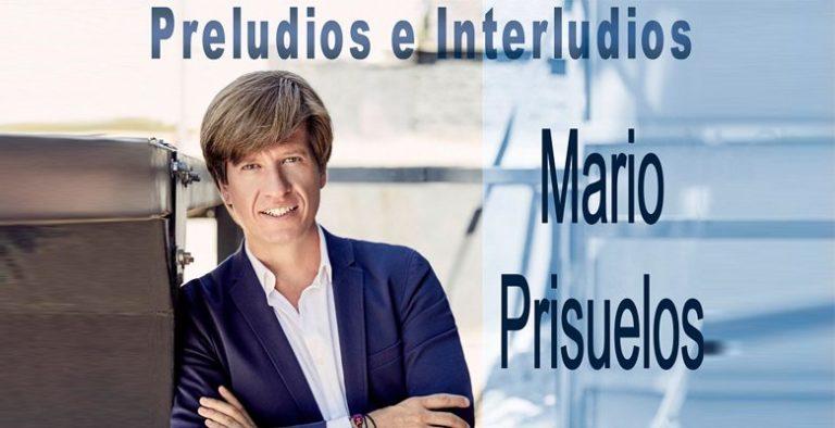"""El pianista Mario Prisuelos abre la temporada cultural con el preestreno oficial de """"Preludios e Interludios"""""""