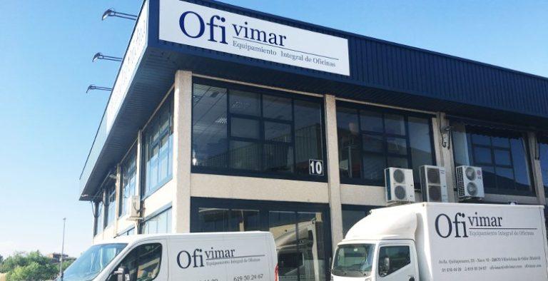 Ofivimar te ofrece lo último en mobiliario de oficina en Villaviciosa