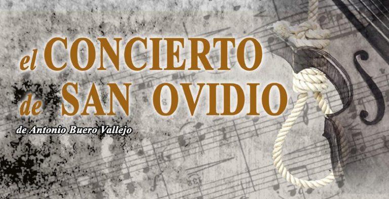 """Este sábado el """"Concierto de San Ovidio"""" en el Auditorio Teresa Berganza"""