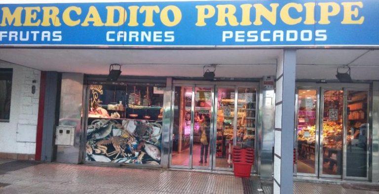 Emprendedores de Villaviciosa: Llena la nevera en el Mercadito Príncipe de Asturias