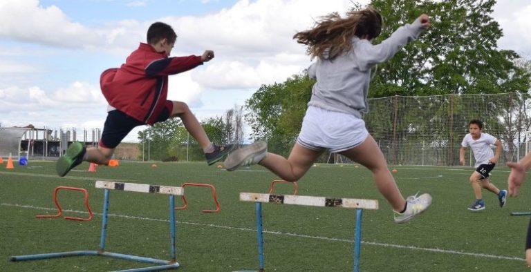 Las Jornadas Deportivas Escolares llegan a Villaviciosa con multitud de actividades para los más jóvenes