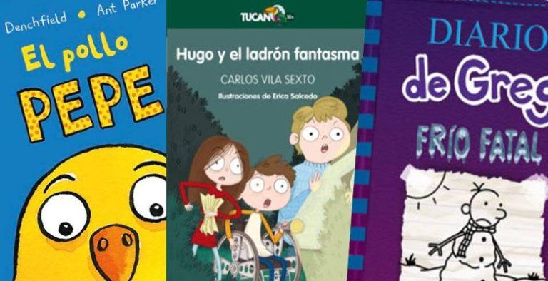 Día Internacional del Libro Infantil: Descubre cuáles son las lecturas preferidas de los niños de Villaviciosa