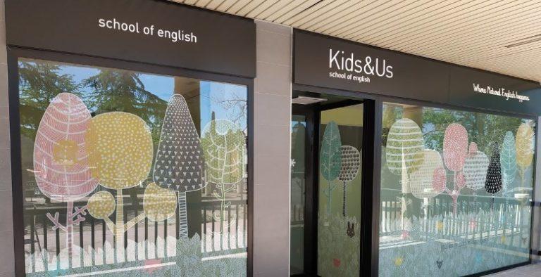 El innovador método de aprendizaje de inglés Kids&Us llega a Villaviciosa