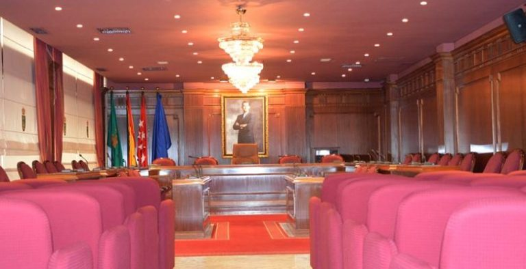 Este lunes se celebra Pleno ordinario correspondiente al mes de septiembre