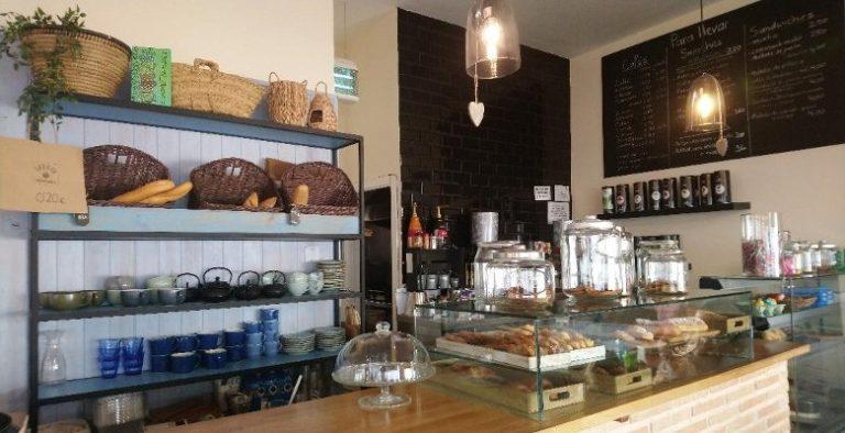 Emprendedores de Villaviciosa: Lekker, para los amantes de la repostería casera y el buen café