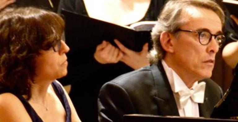 El fin de semana comienza en Villaviciosa con un excepcional concierto de piano a cuatro manos
