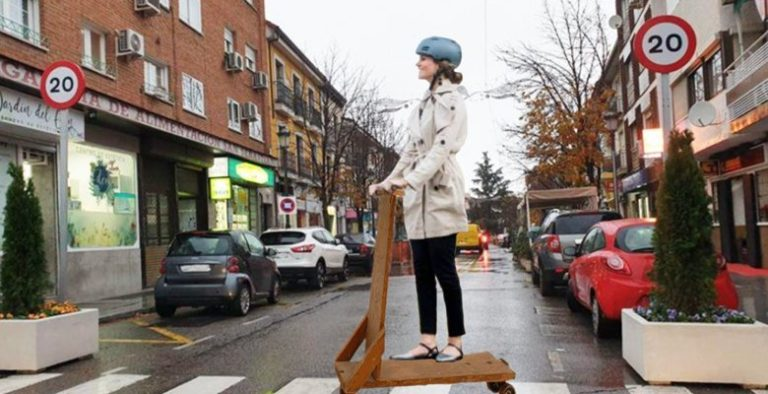División de opiniones en torno a la nueva ordenanza municipal de Villa Central y los patinetes ecológicos