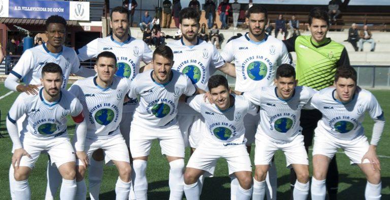 El Villa vence por 3-1 al Lugo Fuenlabrada