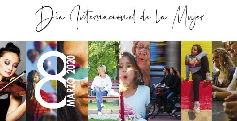 Agenda de actividades para conmemorar el Día Internacional de la Mujer