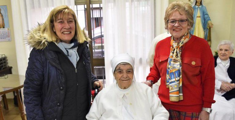 Villaviciosa de Odón homenajea a los vecinos que cumplieron 100 años en 2019