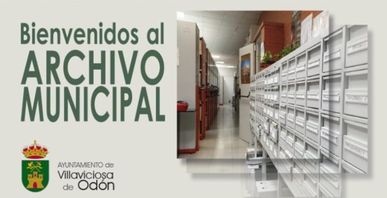 El archivo municipal de Villaviciosa de Odón se estrena en las redes sociales