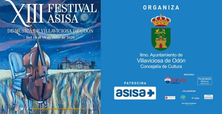 El Festival ASISA de Música Clásica inicia su XIII edición con un homenaje a las  víctimas del COVID-19