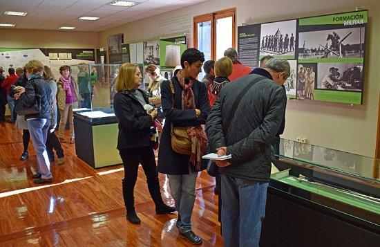 Exposición Gutierrez Mellado
