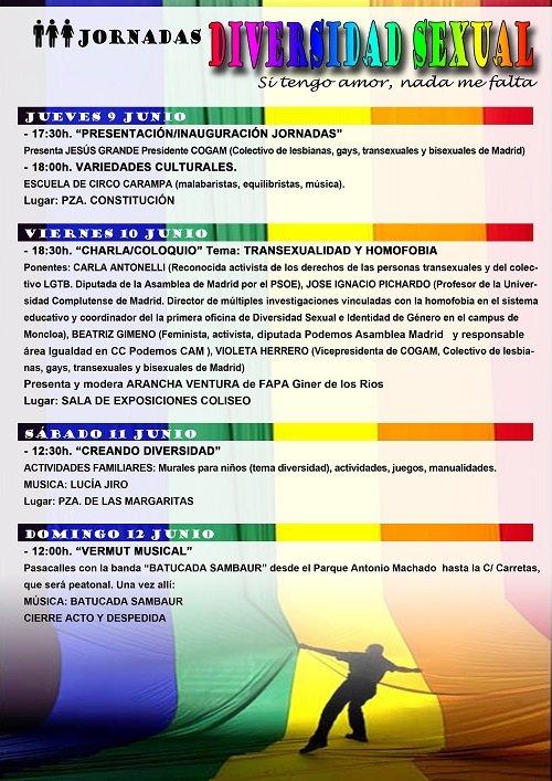 III Jornadas de Diversidad Sexual 2