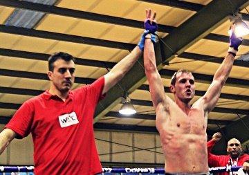 Jorge Ferrer kick boxing