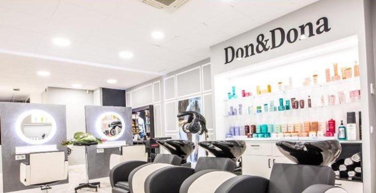Emprendedores de Villaviciosa: Don&Dona revoluciona el mundo de la peluquería y la estética