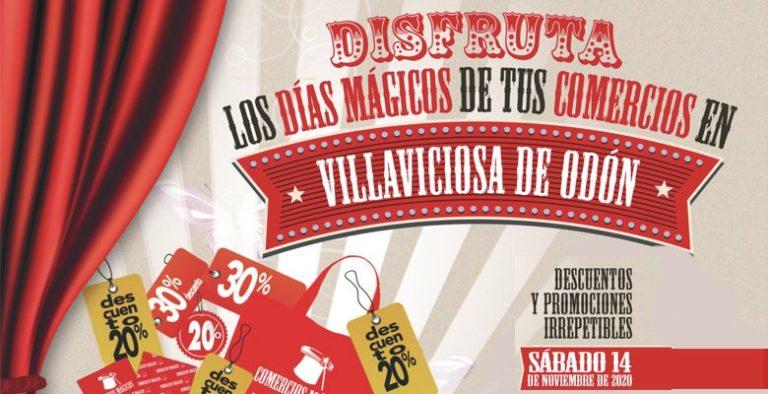 Campaña 'Comercio mágico' en apoyo al negocio local de Villaviciosa
