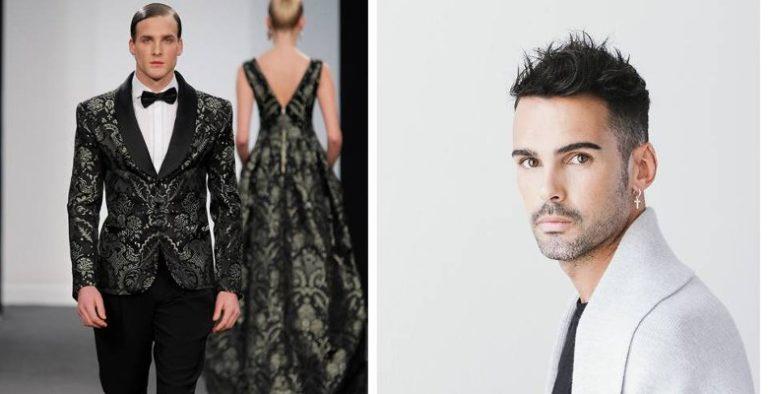 El diseñador Juan Brea abre tienda en Villaviciosa: «Quiero que mi moda sea una experiencia para los villaodonenses»