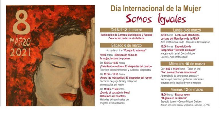 Villaviciosa celebra el Día Internacional de la Mujer