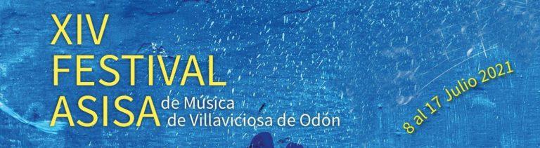 El Festival ASISA de Música de Villaviciosa de Odón presenta su programación 2021
