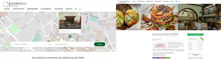 Tucomercioenvilla.com, nueva plataforma para impulsar el comercio local