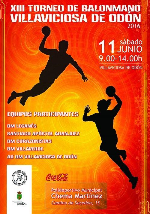 XIII Torneo Balonmano